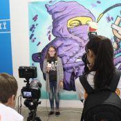 граффити шоу