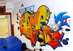 граффити на заказ